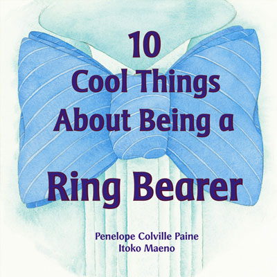 10 Cool Things About Being a Ring Bearer